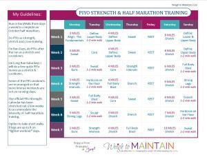 PiYo-and-Half-Marathon-Training